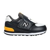 NEW BALANCE 男小童休閒鞋(免運 N字鞋 童鞋 574系列 寬楦 NB W楦≡體院≡ IV574AQP