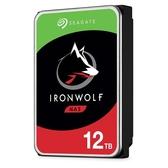 Seagate那嘶狼IronWolf 12TB 3.5吋 NAS專用硬碟 (ST12000VN0008)