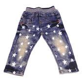 【錢豪童裝童鞋】星星束腰牛仔褲(80~115cm)