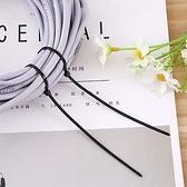 束帶 尼龍紮帶 束線帶 100mm 束繩帶 理線帶 綁線帶 尼龍繩 束線 尼龍束帶【H044】生活家精品