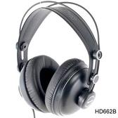 凱傑樂器 舒伯樂 Superlux HD662B HD-662B 耳罩式耳機 附收納袋 轉接頭