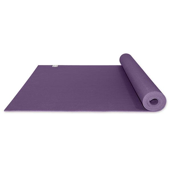 Taimat 天然橡膠瑜珈墊 183cm (附簡易背帶) - 吠陀系列 - 紫色