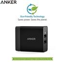 又敗家@美國Anker PowerIQ 24W 2個充電孔USB充電器A20211系適蘋果Apple三星線小米HTC索尼Sony華為LG魅族2-Port