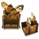 Disney迪士尼系列置物架手機座 置物架 收納盒 筆筒 遙控器收納盒 奇奇蒂蒂款 COCOS DE150
