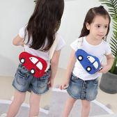 兒童包 包包小汽車斜挎包2019新款兒童背包可愛男女寶寶洋氣個性單肩潮包