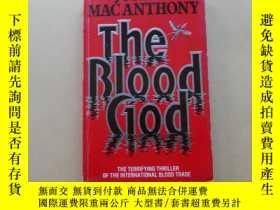 二手書博民逛書店The罕見Blood God By Joseph MacAnthony.Y2931 Joseph MacAnt