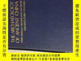二手書博民逛書店THE罕見ARCHAEOLOGY OF ANCIENT CHIN