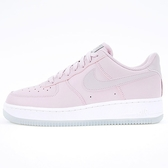 NIKE Wmns Air Force 1 '07 粉 皮革 冰底 反光logo 女 AO2132-500 -SP-