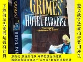 二手書博民逛書店Hotel罕見Paradise [Mass Market Paperbound]Y23037 Martha G