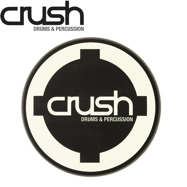 【小叮噹的店】 全新 美國 CRUSH  台製 7吋 專業打點板 打擊練習墊   附支架