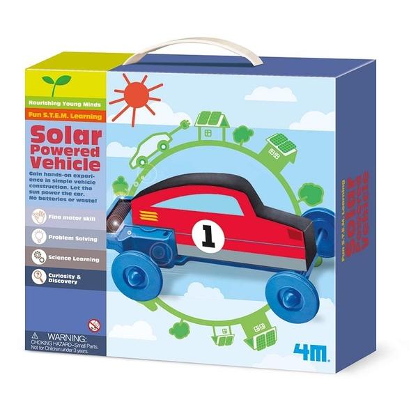 陽光噗噗車 Solar Power Vehicle