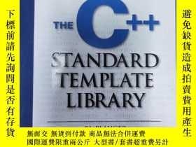 二手書博民逛書店The罕見C++ Standard Template Libra
