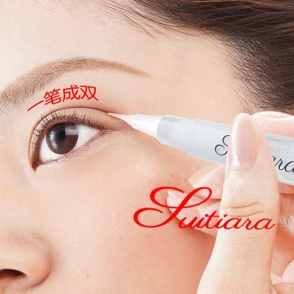 韓國雙眼皮定型霜持久無痕隱形非膠水雙眼皮貼大眼神 沸點奇跡