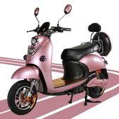 誠迅電動車小龜王電動車女士電瓶車48V60V72V成人踏板電動摩托車igo   良品鋪子