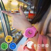 手錶-韓國日系原宿 可愛卡通 小丸子電子閨蜜小清新硅膠軟妹女學生手表-奇幻樂園
