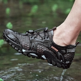 涼鞋男夏季戶外運動登山鞋男透氣鏤空洞洞鞋涉水溯溪鞋 樂活生活館