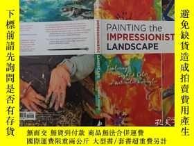 二手書博民逛書店彩繪罕見painting the impressionistic