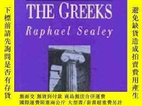 二手書博民逛書店The罕見Justice Of The GreeksY256260 Sealey, Raphael Univ