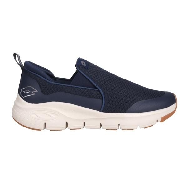 LOTTO 男透氣健步鞋(走路鞋 懶人鞋 反光≡體院≡ LT1AMR3526