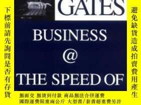 二手書博民逛書店Business罕見@ The Speed Of ThoughtY255562 Bill Gates Warn