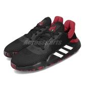 adidas 籃球鞋 Pro Bounce 2019 Low GCA 黑 紅 男鞋 運動鞋 【PUMP306】 EF8800