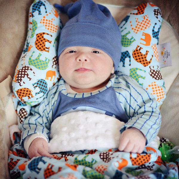 Baby Elephant Ears 寳寳護頸枕-動物款