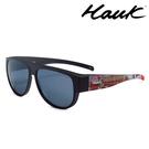 HAWK偏光太陽套鏡(眼鏡族專用)HK1601A-BK1