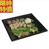 鑄鐵鍋 鐵板燒烤-日本南部鐵器手工打磨健康無塗層家用韓式烤肉鍋68aa29【時尚巴黎】