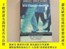 二手書博民逛書店ANGEL罕見INVESTING: MATCHING START