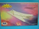 DIY木質3D立體拼圖 (P084.F117飛機)/個 (#99)