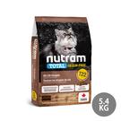 寵物家族-紐頓Nutram-T22無穀貓...