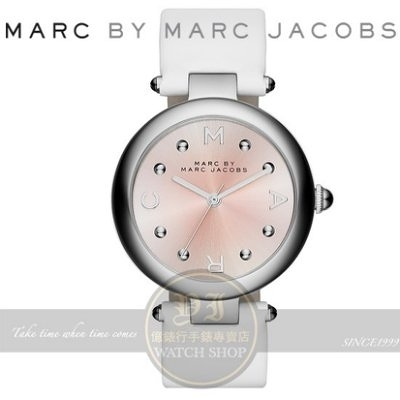 MARC BY MARC JACOBS國際精品Dotty時尚腕錶/34mm MJ1407原廠公司貨/禮物/精品