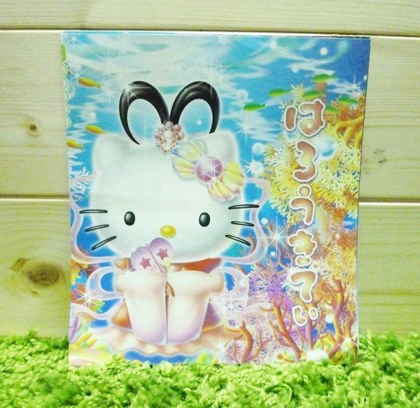 【震撼精品百貨】Hello Kitty 凱蒂貓~便條-地方限定-海底【共1款】