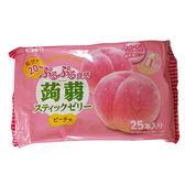 立夢25本食感蒟蒻果凍-水蜜桃【愛買】