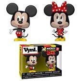 【 Funko 】  VYNL系列 迪士尼 米奇 & 米妮 2入組╭★ JOYBUS玩具百貨