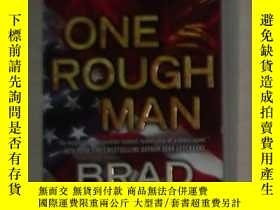 二手書博民逛書店英文原版罕見One Rough Man: A Pike Loga