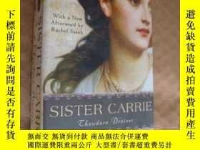 二手書博民逛書店原版名著罕見Sister Carrie Y146810 Theo