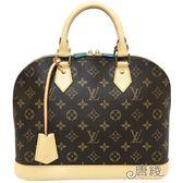 【Louis Vuitton 路易威登】M53151 ALMA PM 經典花紋手提包