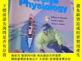 二手書博民逛書店ESSNTIALS罕見OF EXERCISE PHYSIOLOG