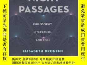 二手書博民逛書店Night罕見Passages: Philosophy, Lit