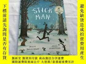 二手書博民逛書店Stick罕見Man Gift Edition Board BookY8204 Julia Donaldson