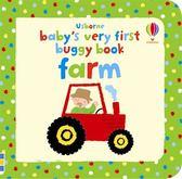 Baby's Very First Buggy Book Farm 小寶貝的第一本洗澡書:農場篇