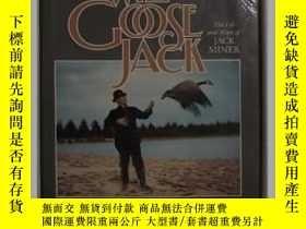 二手書博民逛書店The罕見Story of Wild Goose Jack by