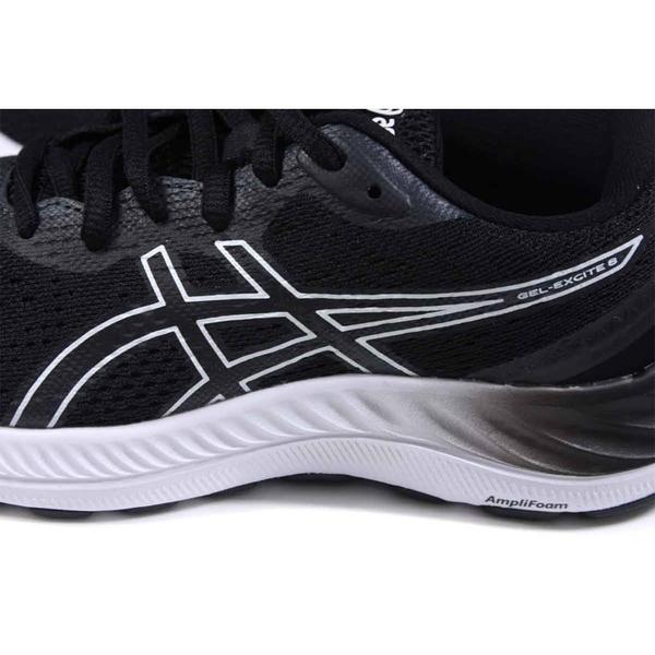 亞瑟士 ASICS GEL-EXCITE 8 運動鞋 慢跑鞋 黑色 女鞋 寬楦 1012A915-002 no481