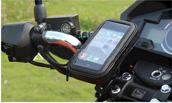 SONY Xperia xz xa x Performance mio 115摩托車衛星導航機車架重機車衛星導航座手機架