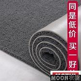地墊 地毯 地毯可裁剪絲圈地墊進門門口入戶門廳客廳門墊加厚防滑PVC腳墊子 母親節特惠