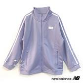 New Balance 童裝 2019新款 淺紫 運動 拉鍊 立領 外套 NO.H2544