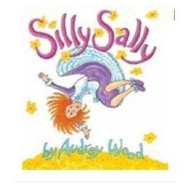 『鬆聽出英語力--第30週』- SILLY SALLY/書+CD 《主題: 幽默》