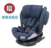 Chicco Unico 0123 Isofit安全汽座 (印墨藍CBB79848.39) 7990元+送涼風扇