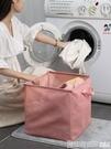 大號可折疊臟衣籃簍家用放臟衣服的收納筐桶布藝裝衣物洗衣籃簍子 印象家品